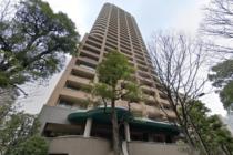 西早稲田パークタワー外観